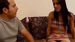 Ally Bean & Peter North - Big Nipples Latin Lover Rooms