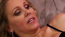 Busty stepmom Julia Ann takes her solo pounding