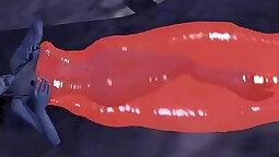 Hentai Playgirl Silvia having deep anal sex