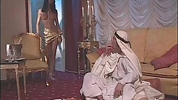 Hot Arab Forced Bed Slave
