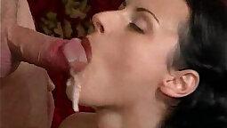 Lucie Bella Cumshot Compilation