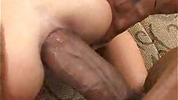 Big black cocks burning in this dirty ass
