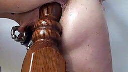 anal fisting without plug and bend