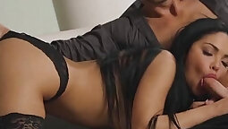 Pink Hair Babe Selena Rose Gets A Fuck For All Cash MoneyContestSex Tape