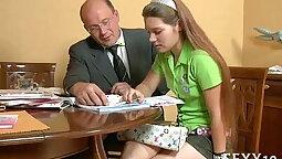 Amateur Teacher Giving An Aint Easy
