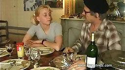 Amateur french companions daughter Sneaky Father Problems