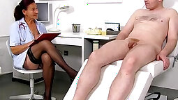 horny stockings for young step grandma fucked