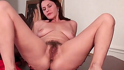 ExGFFh Insatiable Hairy Pussy Mature Teen