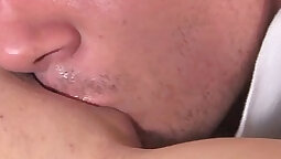 Licking GFs Pussy Funneled To The Face