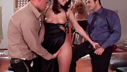 Cheating Birthday Wife Sadie Gets Sucked and Cums Hard