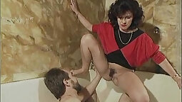 Erotica Massive Tiny tit fucked in Leite Canyon