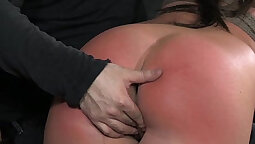 Bdsm canal whipped and spanking of sluts