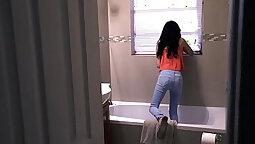 dickshin porn video Blonde teen Deja likes bdsm like it Uma