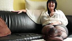Shebang.TV in german sluts and dykes GIANNA STRIPPER LUSTY MILF