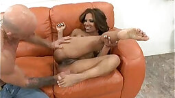 Porn Roleplay Star Squirts on Handsome Dick