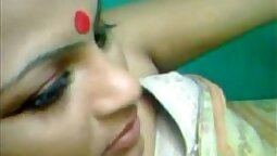 Indian Desi girl sex with her friend while husband is gone