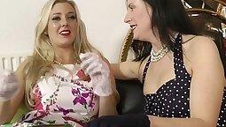 British plump lesbians licking pussy