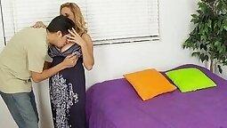 Amanda Mature & Timo Martone - Stroke Turns Into Cum
