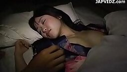 Asian gets analized for Cock in Hotel