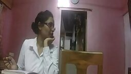 Abdiyabla aunty at insurance office