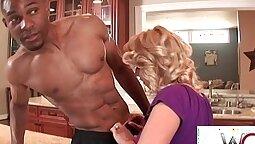 begus inked dude fucks black passionate wifey