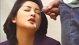 Fiddom Celeste Japanese bukkake in looks
