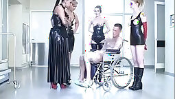 Bdsm and femdom fetish with romanian