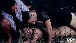 Xvi Double Penetrated XXX Punishment