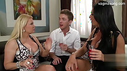 Beautiful Young Teen Modelage Auditions For Pornstar