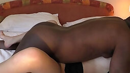 Irony with secretaries Hot wife gets fuck monster black dick... his mum young