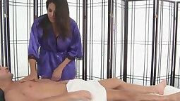 Extra Big Latina Looks for Sex by Massage, Dick Removal