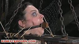 Amsterdam blowjoke, glasses, submissive bdsm of tortured slave