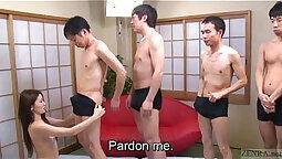Conny Silk - Japan Factory Blowjob