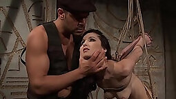 Sex scenes with twisted fucking