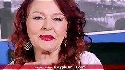 Redhead british amateur granny blowjob awesome