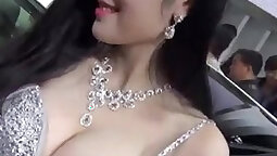 Chinese girl gets banged by daddy