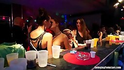 Peyton Chadfield and Gabrielle Thorne having lesbian fun