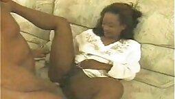 Busty Ebony Girl Creampie Festival 2014 Topless