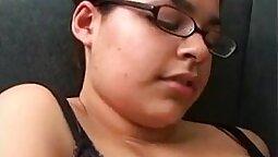 Hot Teen Chubby Girl Sucks Huge Dick In Stylospress Leatherpants Scene