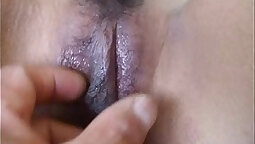 A huge white gazoo with golden vaginal
