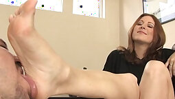 Best Adult Theater, Foot Fetish, Show