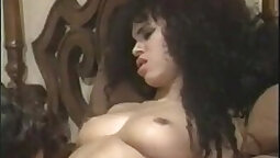 Classic Ebony Squirted Interracial - HUNGRY TRIBUTE