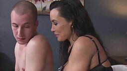 Lisa Ann Loves Pussylicked Cock