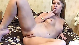 Big Butt Redhead Teach Her Chick what to Fuck