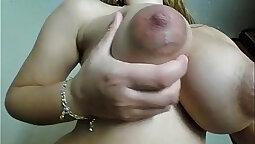 AtWhatPutup.mpg Red Knob Nipple On Cam
