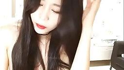 Beautiful Korean Web Cam Girl dangerous humiliation
