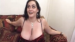 Latina plumper gives a hot little creampie to her dreamboy