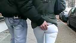 Britney Ginger - Horny German Foot Fetish