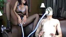 Carmen Hunkee Breast Fetish VR Porn