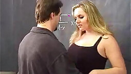 Presley Hart WetButtHead Topless Fat Student
